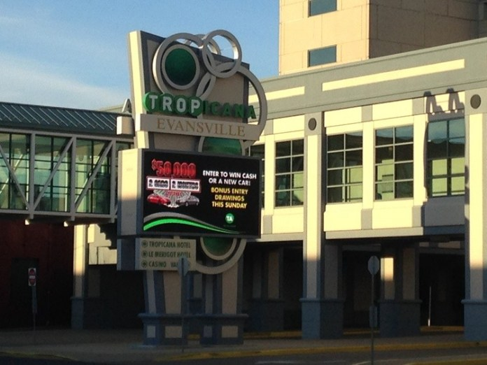 Tropicana Evansville to open new land-based casino on October 20th