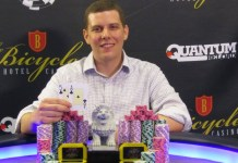 Ari Engel Wins 2018 Mega Millions XVIII Event At The Bicycle Hotel and Casino