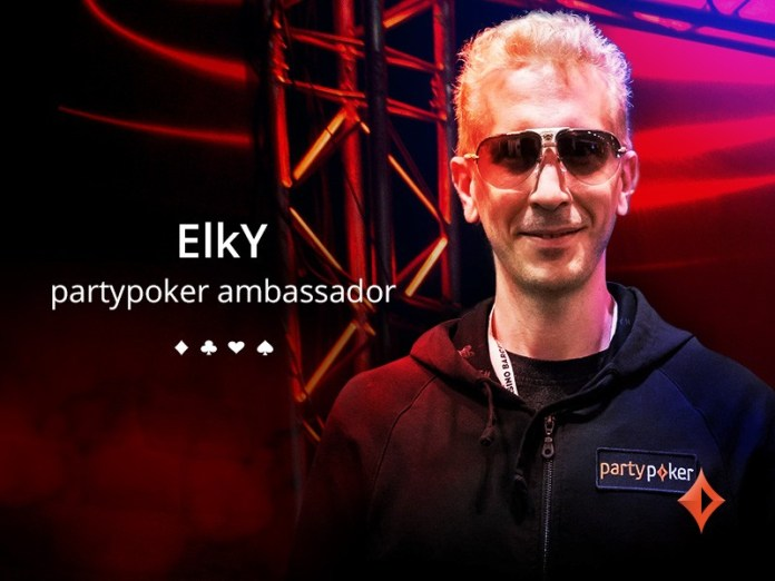 Partypoker Signs Ex-PokerStars Pro Bertrand 'ElkY' Grospellier as Face of European Reunification