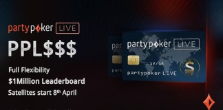 Partypoker launches new partypoker LIVE $$$