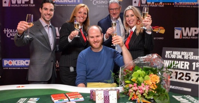 Sam Greenwood Wins His 3rd High Roller Of The Year At Wpt Amsterdam