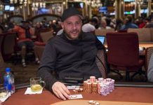 Kevin Macphee Leads Final 14 Players In Wpt Bellagio Elite Poker Championship