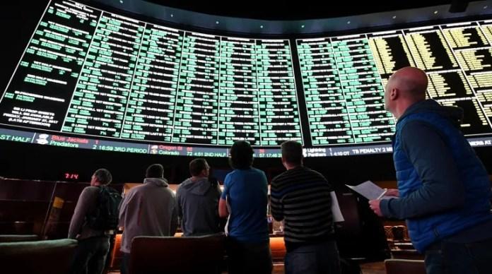 Virginia Lawmakers Draft Sports Betting Bill