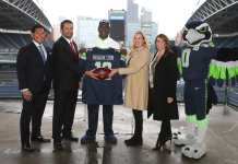 NFL's Seattle Seahawks Find Partner In Snoqualmie Casino