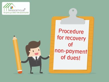 procedure-for-recovery-of-non-payment-of-dues