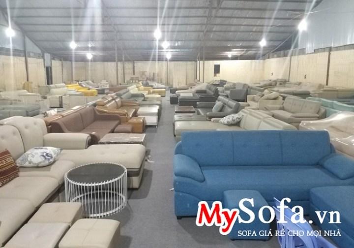 MySofa.vn - Địa chỉ bán sofa đẹp giá rẻ tại Hà Nội