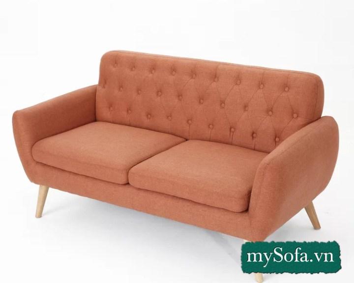 ghế sofa văng đẹp cỡ nhỏ mini MyS-1879