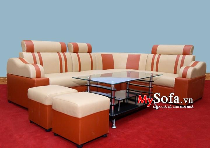 Hình ảnh bộ Sofa đẹp giá rẻ AmiA SFD031