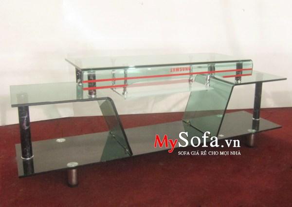 Kệ tivi kính góc vát hiện đại AmiA KTV226 | mySofa.vn