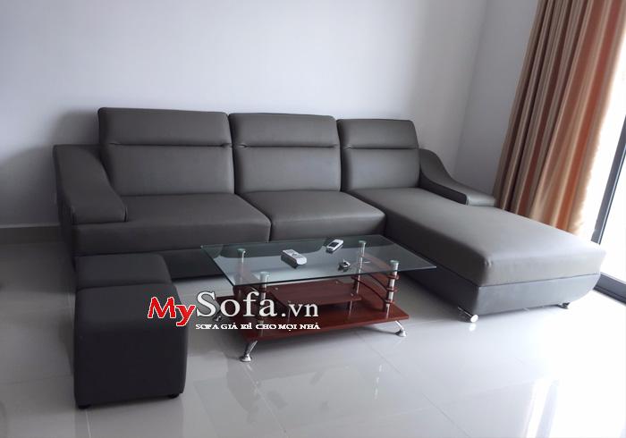 Mẫu ghế Sofa góc đẹp AmiA SFD097