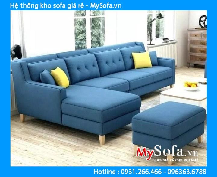 Mẫu sofa thiết kế đẹp cho phòng khách chung cư