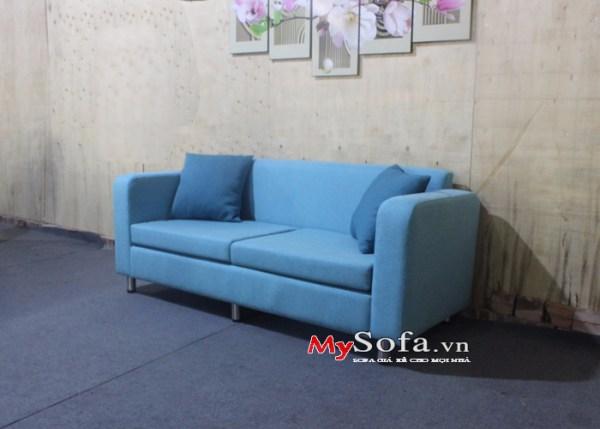 Sofa văng nỉ AmiA SFN187 màu sắc trẻ trung hiện đại