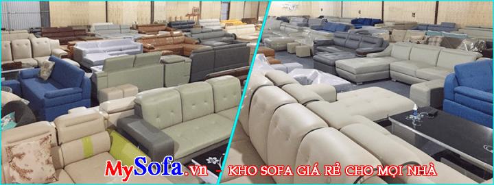 Hình ảnh tại KHO bán Sofa tại ngõ 9 Trần Hữu Dực, Nam Từ Liêm, Hà Nội