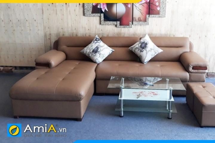sofa da dep gia re tai kho amia sfd149