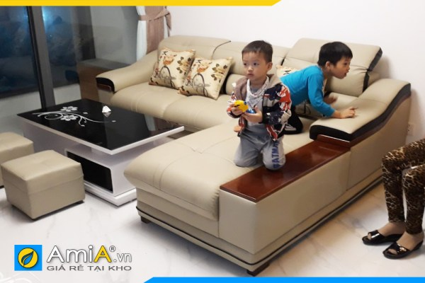 sofa dep ke phong khach lon amia sfd179