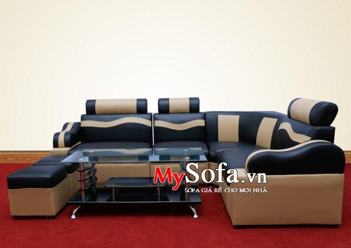 Mẫu Sofa góc đẹp giá rẻ AmiA SFD030