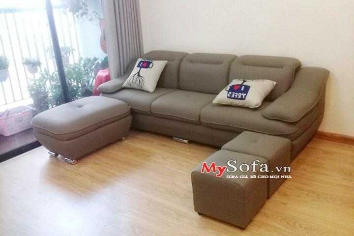 Sofa văng kích thước nhỏ hiện đại AmiA SFD100
