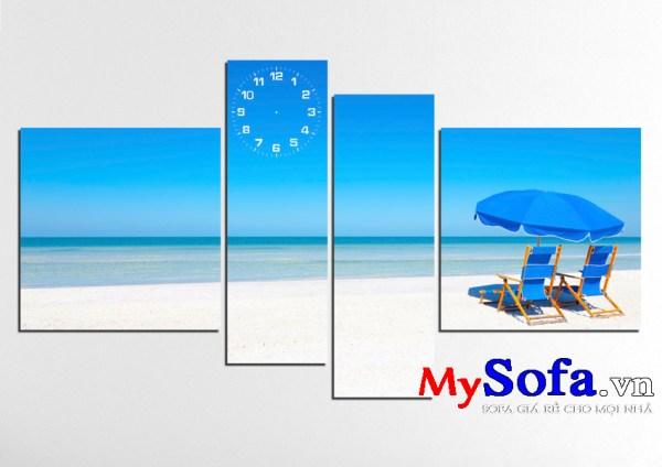 Tranh treo tường phong cảnh biển AmiA 227 | mySofa.vn