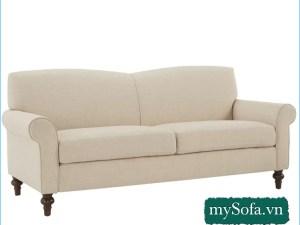 Hình ảnh ghế sofa văng nhỏ mini cho phòng khách nhỏ
