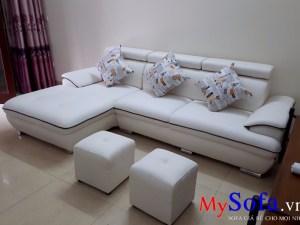 Ghế Sofa góc chữ L đẹp giá rẻ AmiA SFD094A
