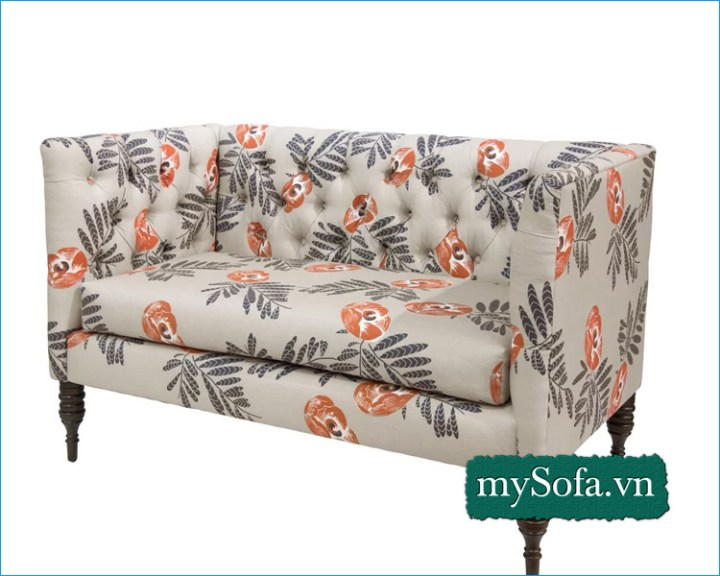 Ghế sofa đẹp màu sắc bắt mắt MyS-18646