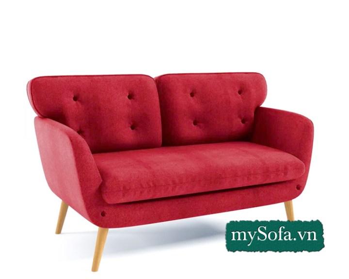 ghế sofa hiện đại kê phòng ngủ
