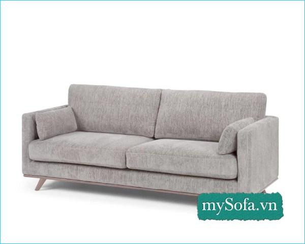 ghế sofa nỉ nhỏ mini MyS-18649