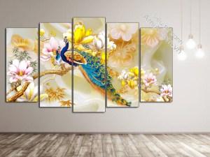 Mẫu tranh treo tường đẹp bán chạy AmiA 1414