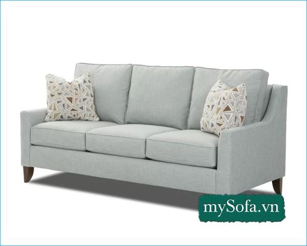 mẫu ghế sô pha đẹp hiện đại kê phòng khách MyS-19561