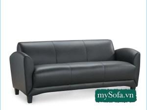 mẫu ghế sô pha văng da MyS-19589