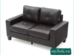 Ghế sofa da đẹp thiết kế hiện đại MyS-19064