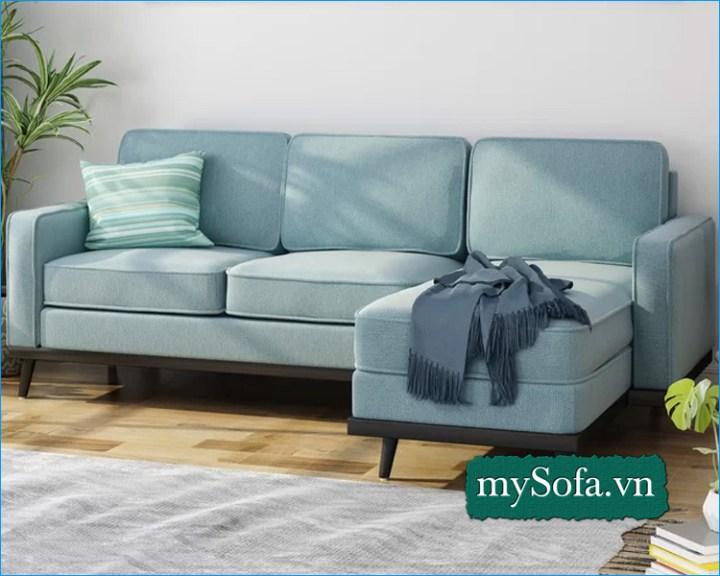 ghế sofa màu xanh nhạt hợp tuổi Nhâm Tý 1972