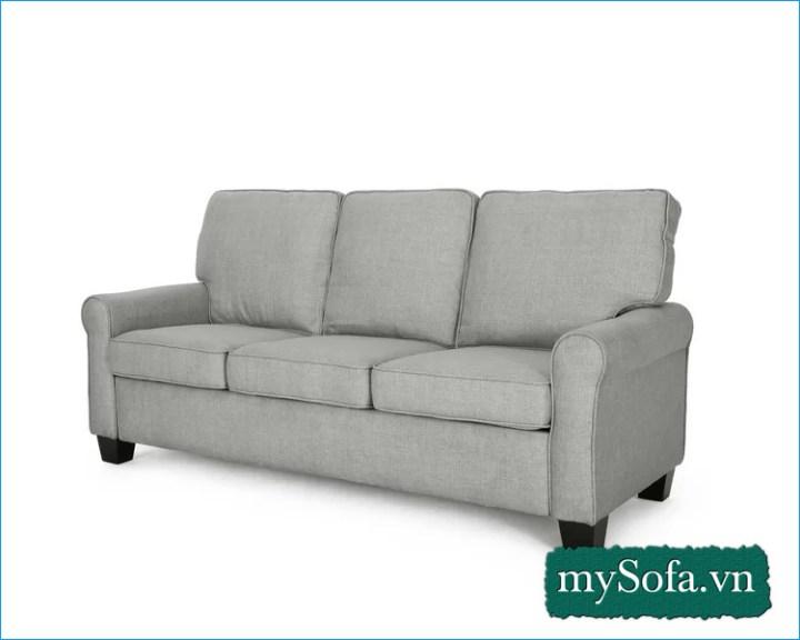 mẫu ghế sofa văng da đẹp giá rẻ