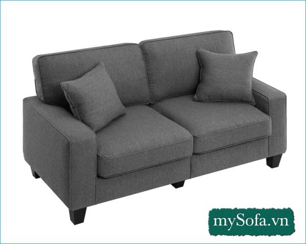 mẫu ghế sofa đẹp giá rẻ kê phòng ngủ nhỏ MyS-19039