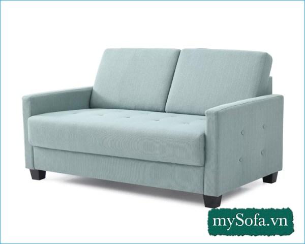 mẫu ghế sofa văng nhỏ đẹp MyS-19013