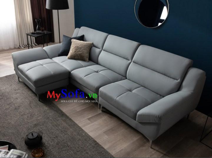 sofa da dep cho nha chung cu amia sfd211