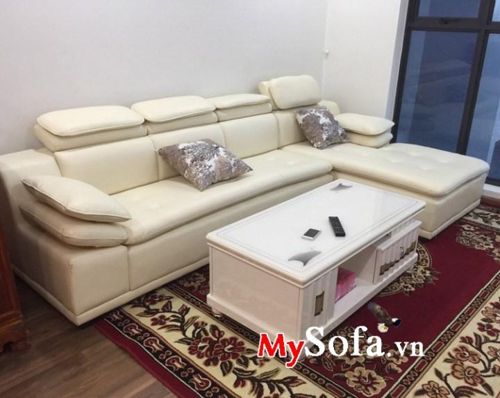 Ghế sofa cho phòng khách nhà chung cư giá rẻ dưới 10 triệu