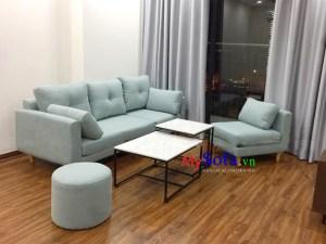 Sofa đẹp kê phòng khách diện tích nhỏ