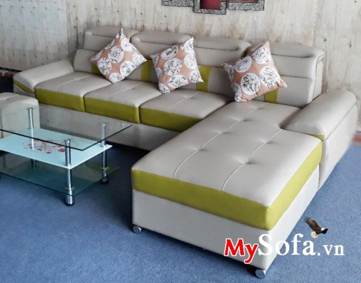 Mua sofa phòng khách giá rẻ tại xưởng sản xuất