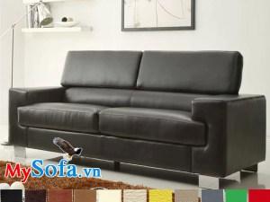 MyS 0619003 thuộc dòng sản phẩm ghế sofa da sang trọng kê phòng khách đẹp