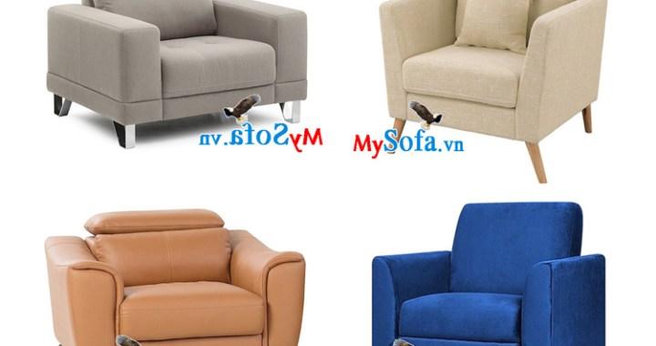 ghế sofa đơn đẹp giá rẻ tại Hà Nội