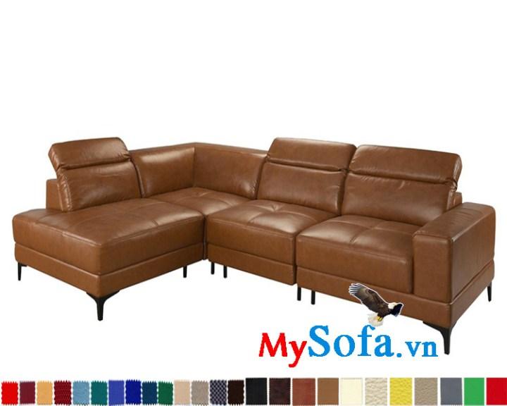 Sofa đẹp cho phòng khách chung cư