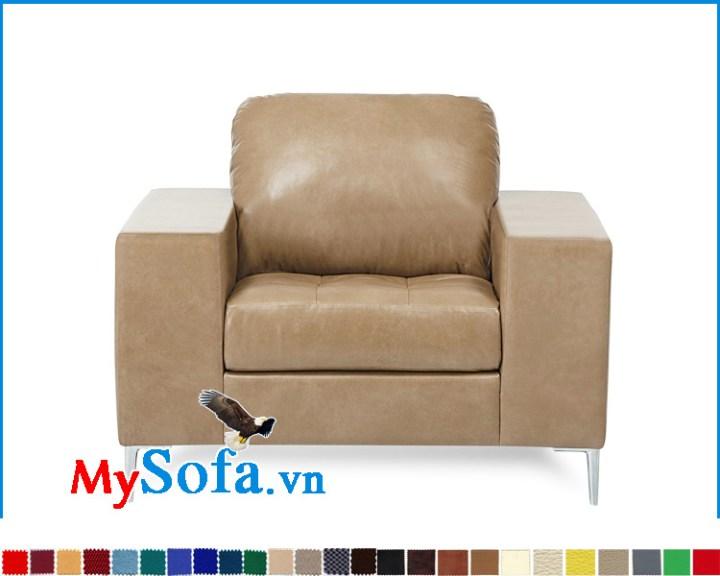 Ghế sofa đẹp dạng ghế đơn 1 chỗ