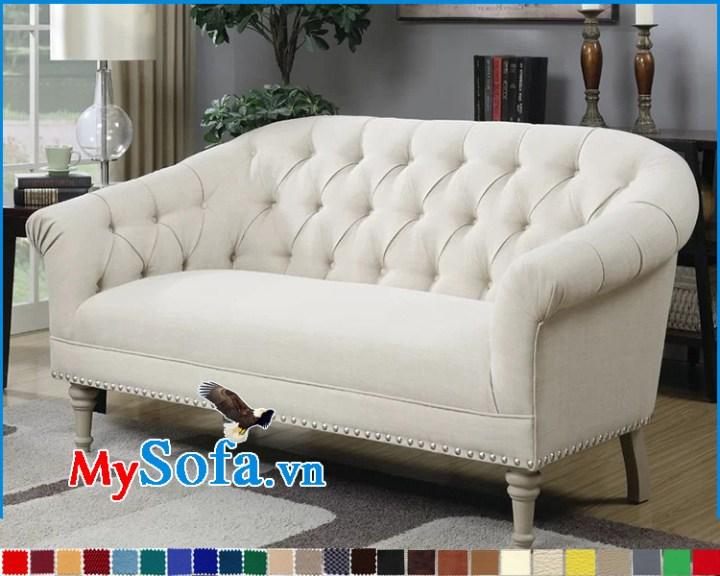 Ghế sofa tựa lưng cao quây tròn
