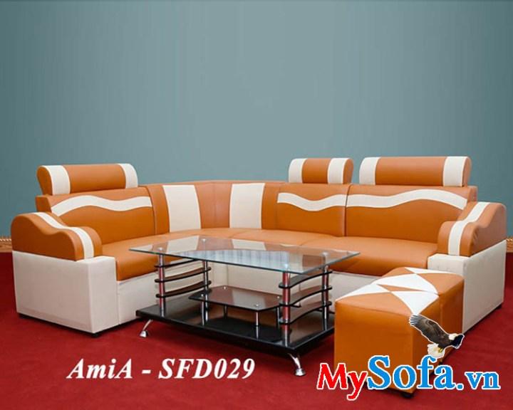 Mẫu ghế sofa góc giá rẻ dưới 3 triệu