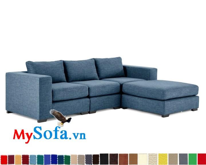 Mẫu ghế sofa cho phòng khách