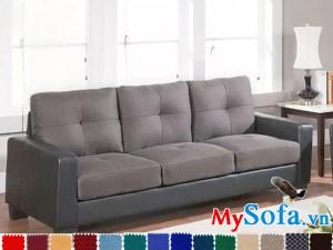 sofa văng 3 chỗ hiện đại và sang trọng