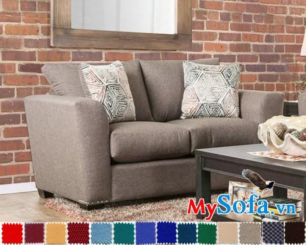 MyS 0619064 với lớp nệm dày cực kì êm ái, màu sắc trang nhã lịch sự