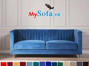 ghế sofa văng nỉ đẹp cho phòng khách hiện đại MyS-0619112