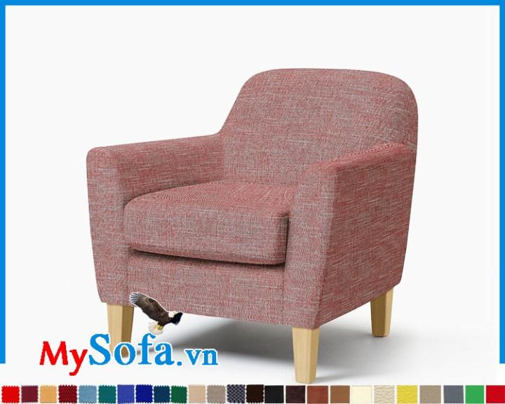 Xưởng sản xuất ghế sofa đơn theo yêu cầu